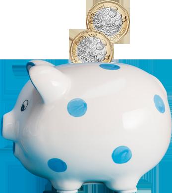 direct debit piggy bank